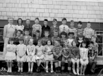 My 1st grade class (Mrs. Dombroski) at Bordeaux School