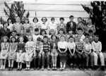 My 4th grade class (Mrs. Carlon) at Lincoln School