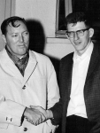 Here I am in 1965 with Bill Haley, the original 'King of Rock and Roll'... remember 'Rock Around the Clock', and 'S
