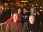 The Grapeview Gang Reunion was held at the Claim Jumper in Tukwila October 17, 2016.  In attendance was Laurie Somers, L